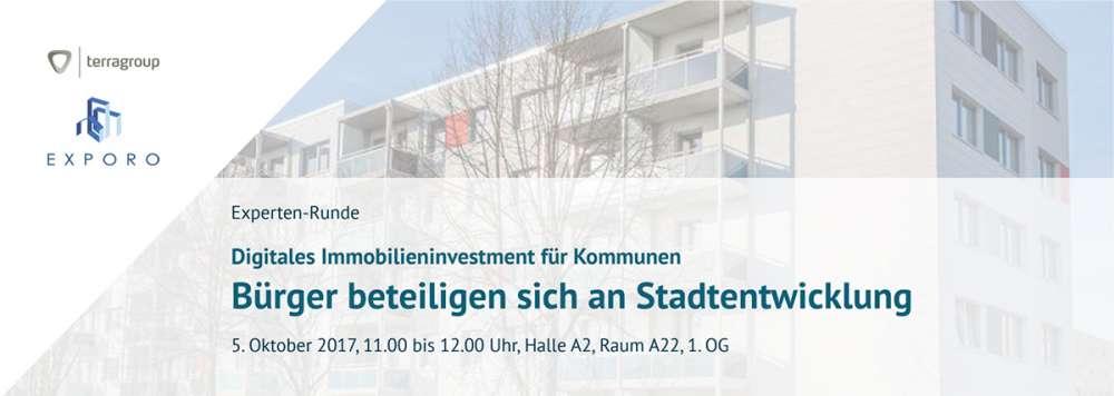 Digitales Immobilien-Investment für Kommunen –  Alternativen für Bürgerbeteiligungen