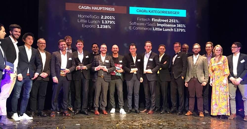 Exporo ist das am drittschnellsten wachsende Unternehmen in der deutschen Digitalbranche